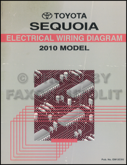 2010ToyotaSequoiaETM 2010 toyota sequoia wiring diagram manual original toyota sequoia wiring diagram at n-0.co