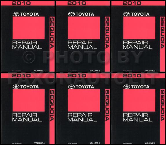 Diagram  2001 Toyota Avalon Service Repair Shop Set Oem 2