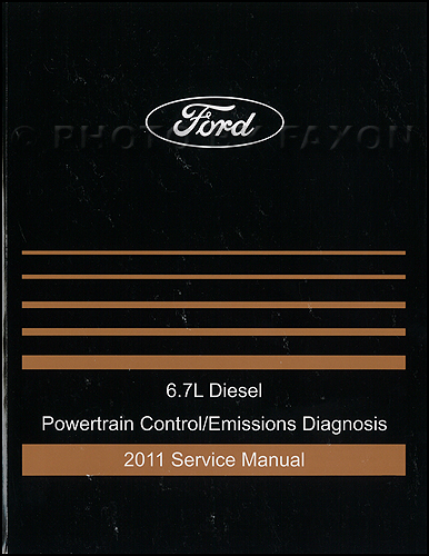ford  diesel engine  emissions diagnosis