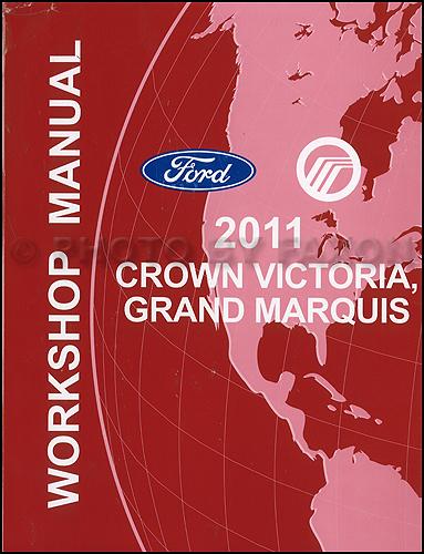 2011 ford crown victoria mercury grand marquis wiring diagram 2011 ford crown victoria mercury grand marquis repair shop manual original