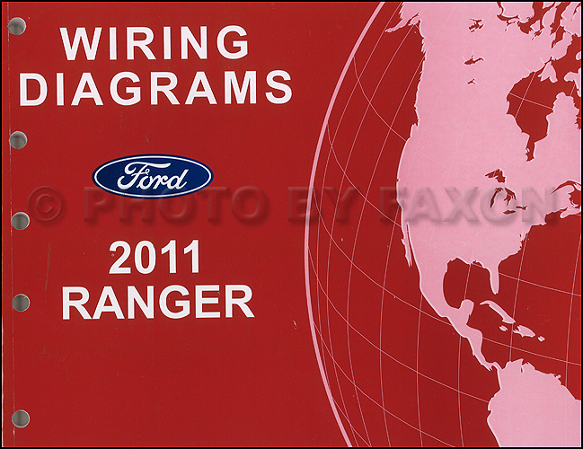 2011FordRangerOWD 2011 ford ranger wiring diagram manual original Ford Ranger AC Wire Diagram at bayanpartner.co