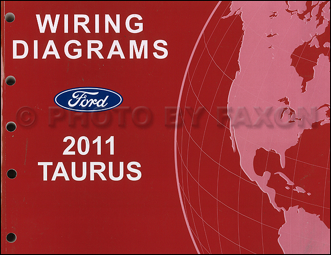ford taurus wiring diagram manual electrical