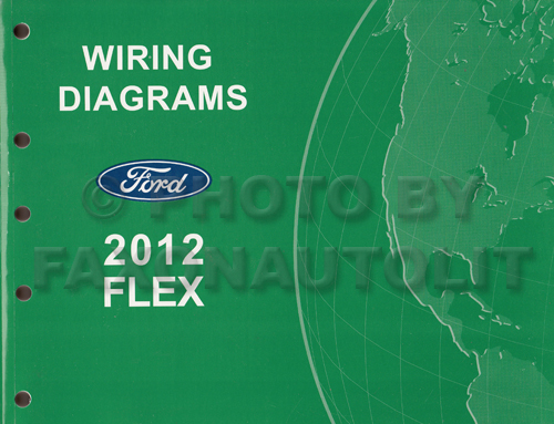 2012FordFlexOWD 2012 ford flex wiring diagram manual original ford flex wiring diagram at gsmportal.co