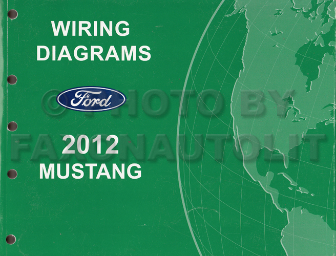 2012 ford mustang wiring diagram manual original rh faxonautoliterature com 2015 ford mustang wiring diagram online 2015 ford mustang wiring diagram