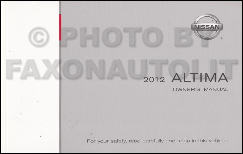 2012 nissan altima cd rom repair shop manual. Black Bedroom Furniture Sets. Home Design Ideas
