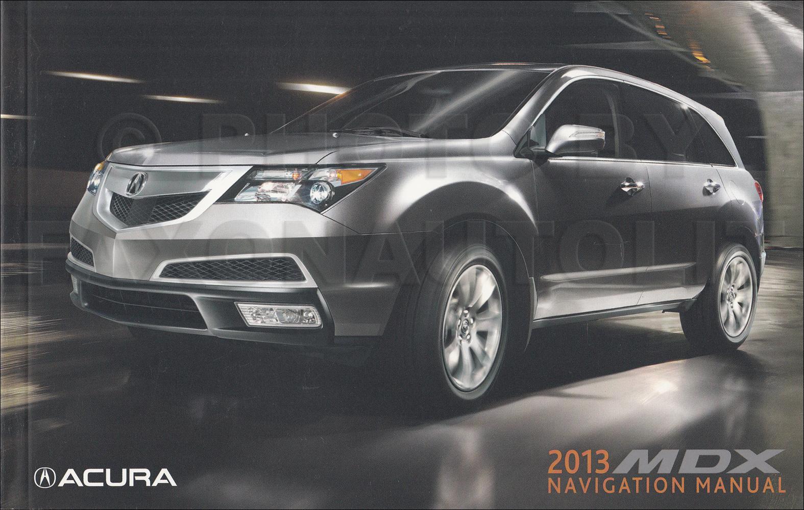 2007 acura mdx owners manual free owners manual u2022 rh wordworksbysea com 2017 Acura MDX 2013 Acura MDX