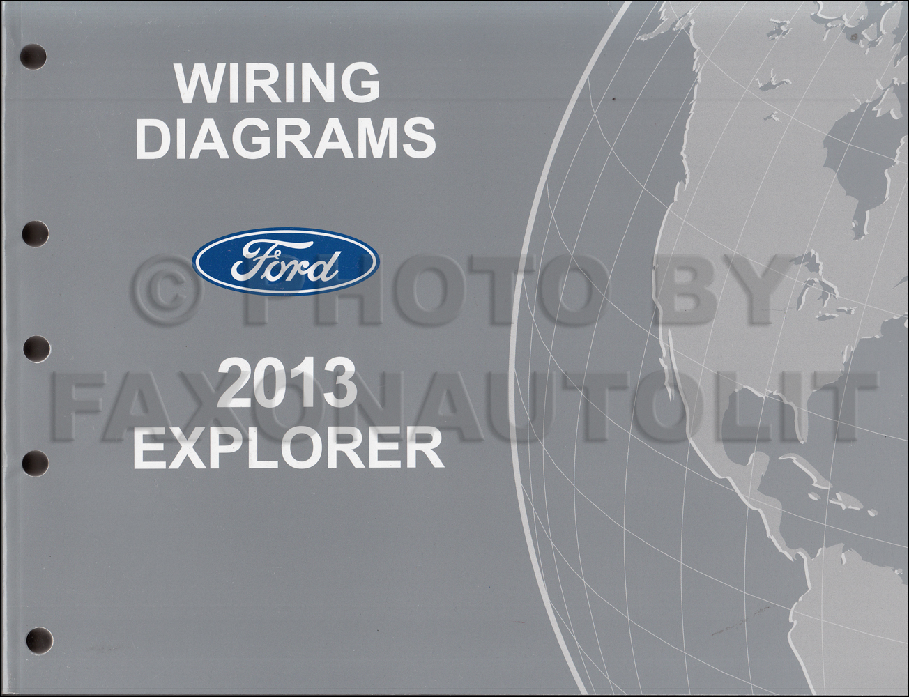 2013 Ford Explorer Wiring Diagram Manual Original 2013 F-150 Wiring Diagram  2013 Ford Explorer Wiring Diagrams