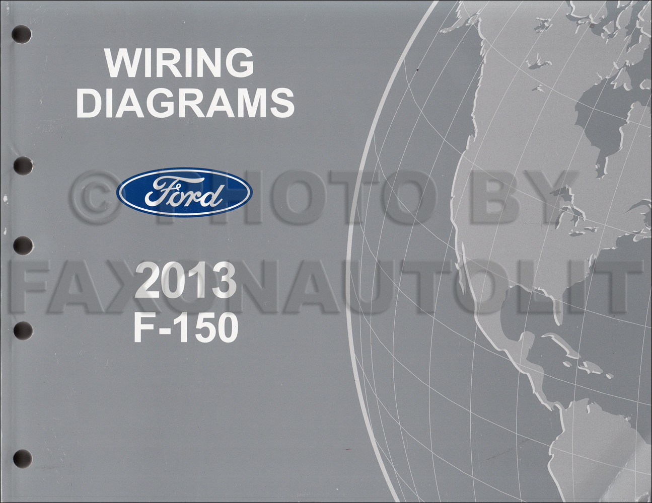 2013    Ford       F150       Wiring       Diagram    Manual Original