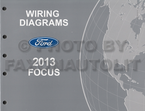 2013FordFocusOWD 2013 ford focus wiring diagram manual original 2003 Ford Focus Wiring Diagram at soozxer.org