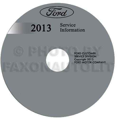 2013 ford econoline wiring diagram manual original van e150 e250 2013 ford econoline repair shop manual on cd rom original van e150 e250 e350 e450 229 00