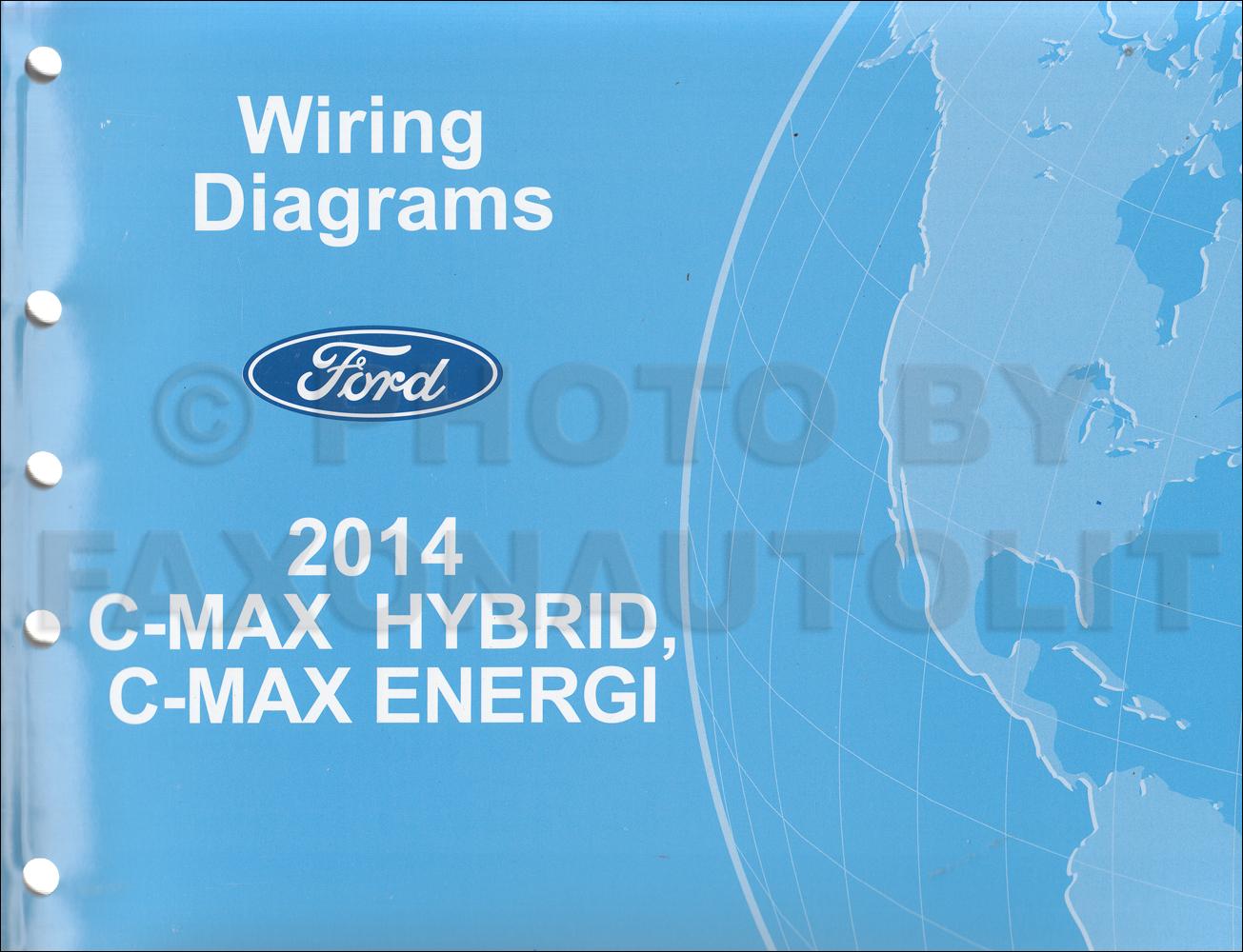 2014 ford c max wiring diagram manual original rh faxonautoliterature com ford c max towbar wiring diagram ford c max wiring diagram