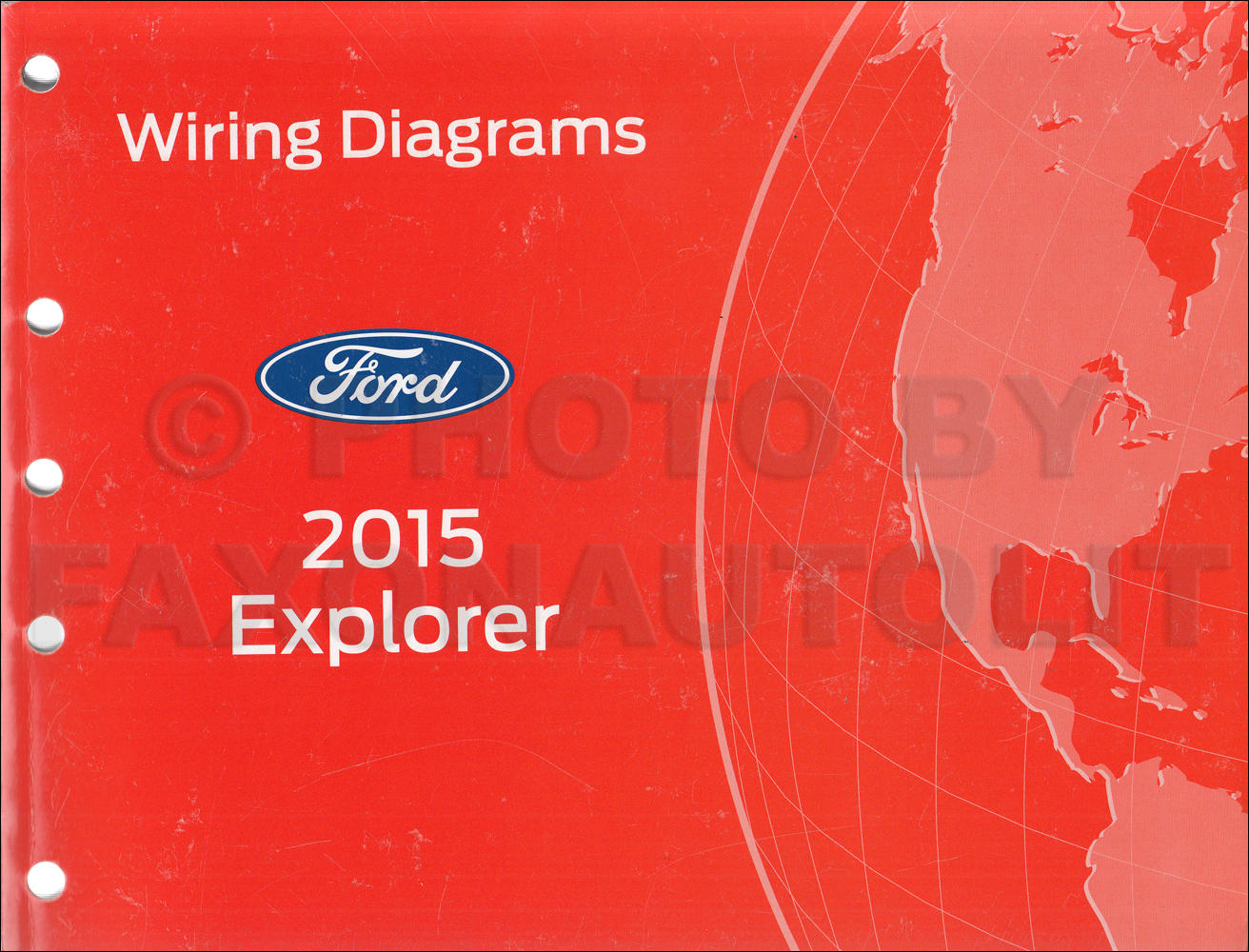 2015 ford explorer wiring diagrams 2015 ford explorer wiring diagram