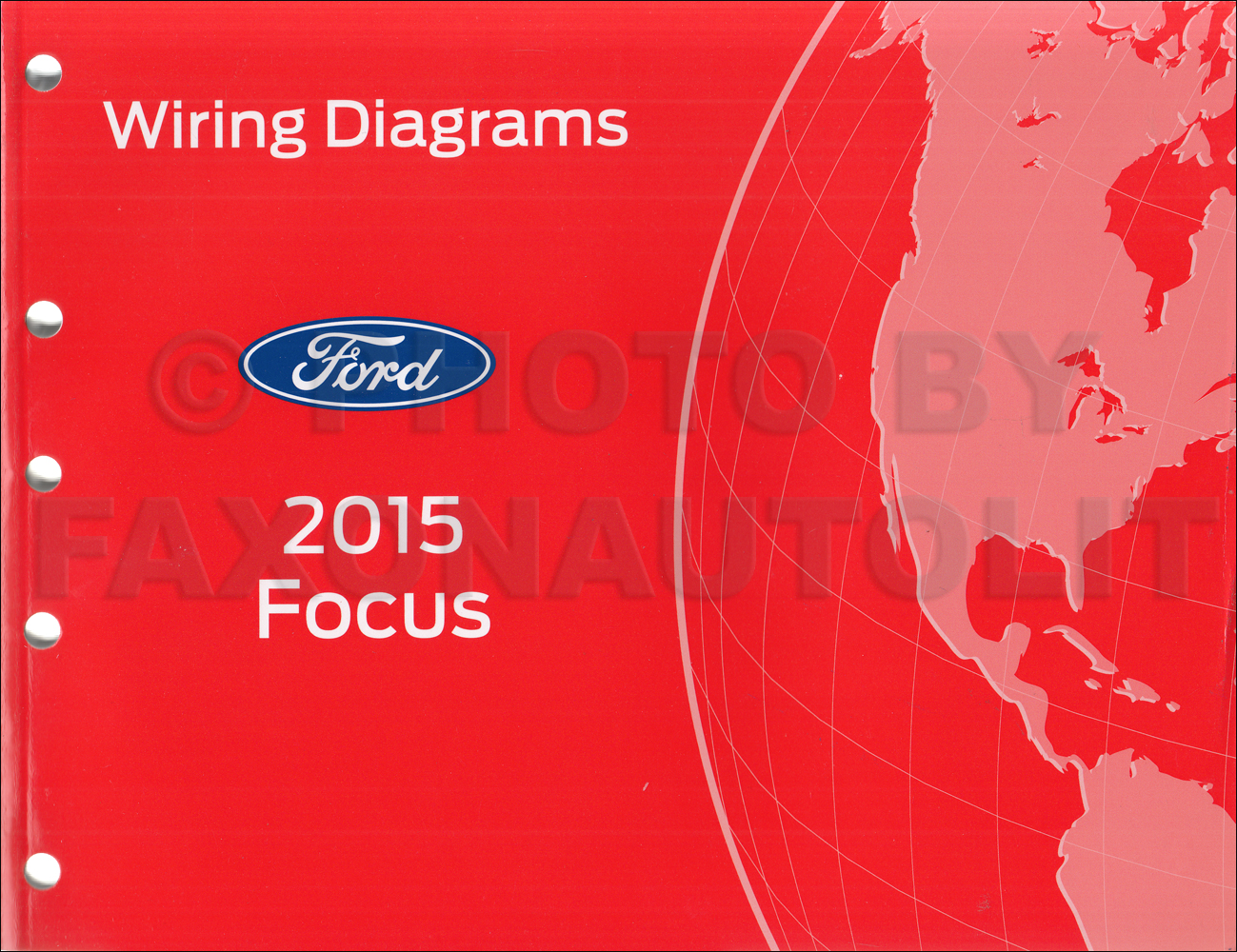 2015 Ford Focus Wiring Diagram Manual Original Diagrams