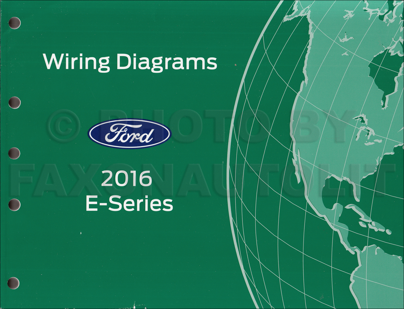 2016 ford e 350 and e 450 wiring diagram manual original Ford F600 Wiring-Diagram 2016 ford econoline wiring diagram manual original van e 350 e 450