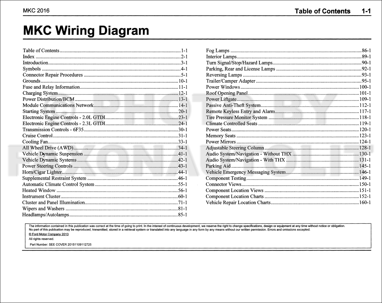 lincoln mkc wiring diagrams   27 wiring diagram images