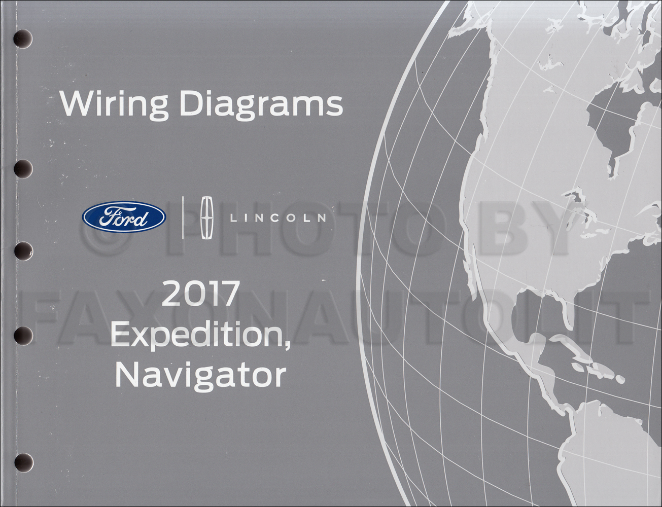 2017 Ford Expedition Lincoln Navigator Wiring Diagram