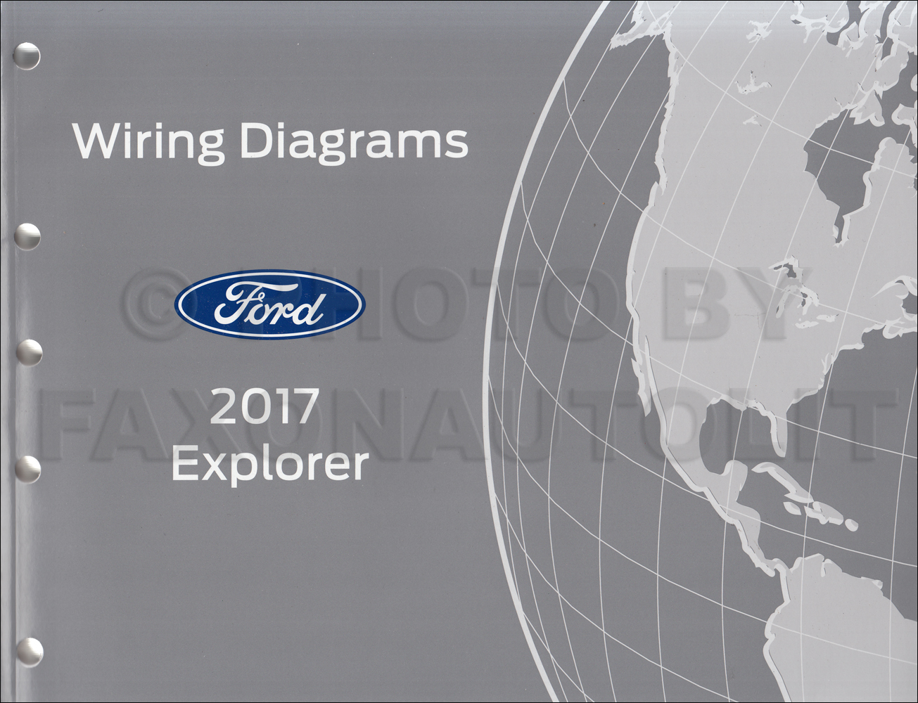 2017 Ford Explorer Wiring Diagram Manual Original Diagrams