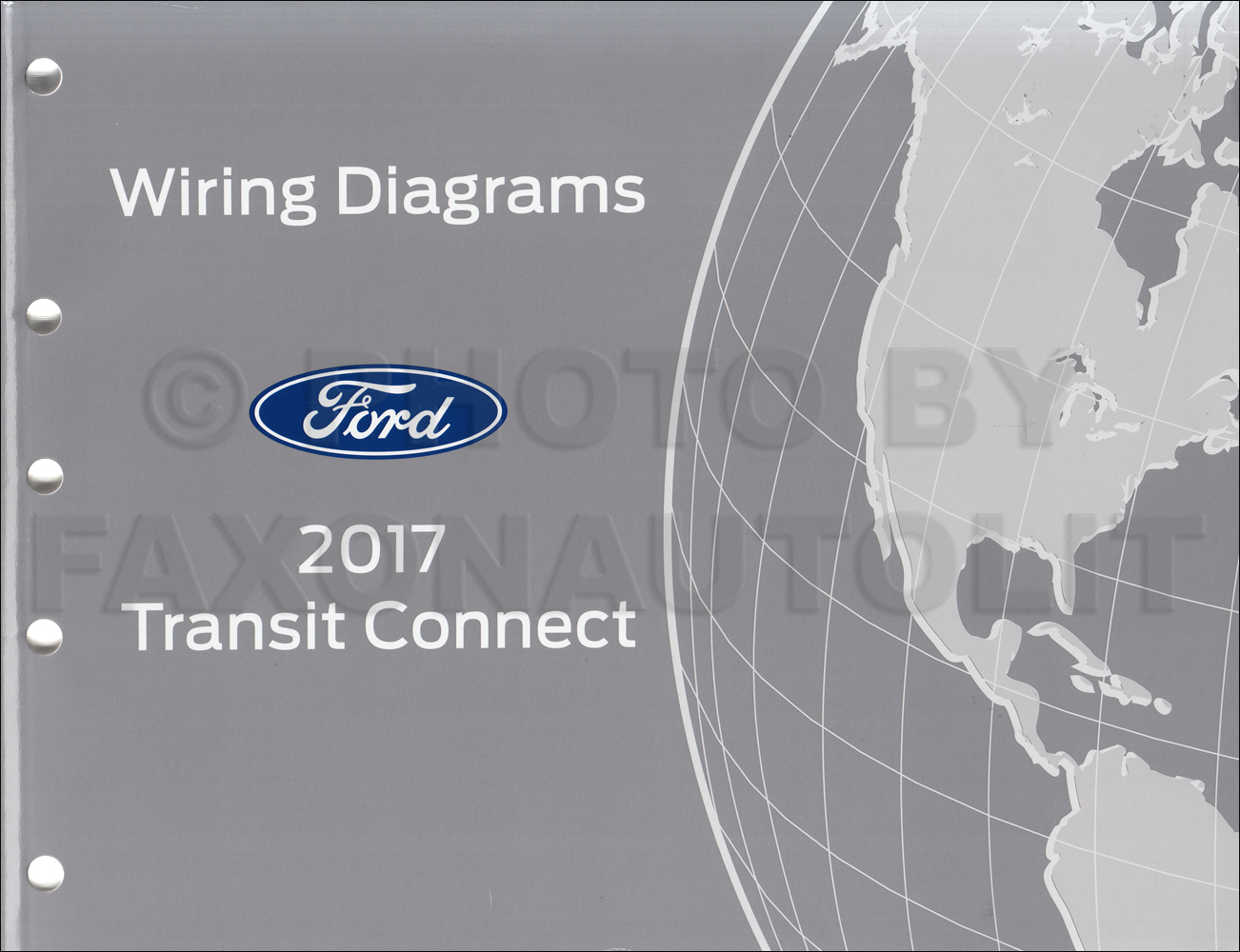 2017 Ford Transit Connect Wiring Diagram Manual Original 1955 Horn