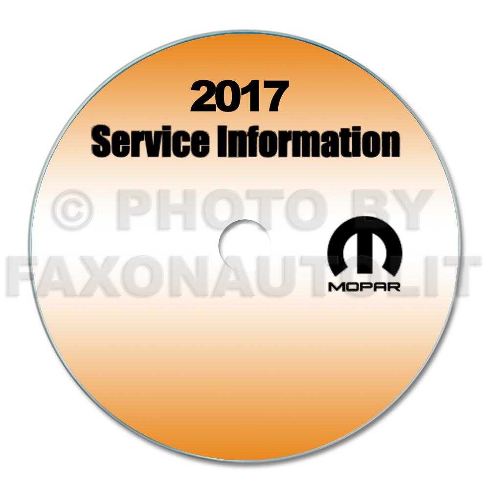 2017 Alfa Romeo 4C Repair Shop Manual CD-ROM