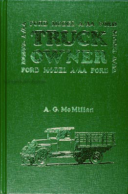 1928 1931 ford model a out cowl lamps wiring diagram reprint 1928 1931 model a aa ford truck owner book history specs pictures hardbound