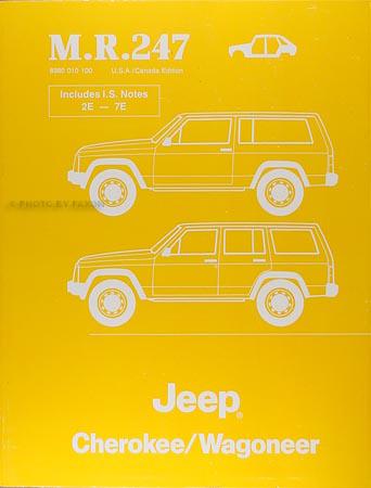 1987 jeep grand wagoneer j 10 j 20 truck wiring diagram schematic