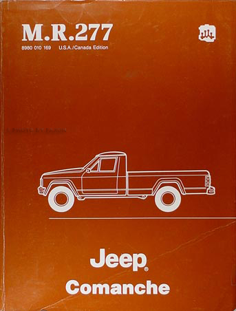 86 88JeepComancheorm1 1986 jeep comanche wiring diagram set nos 1988 jeep comanche wiring diagram at mifinder.co