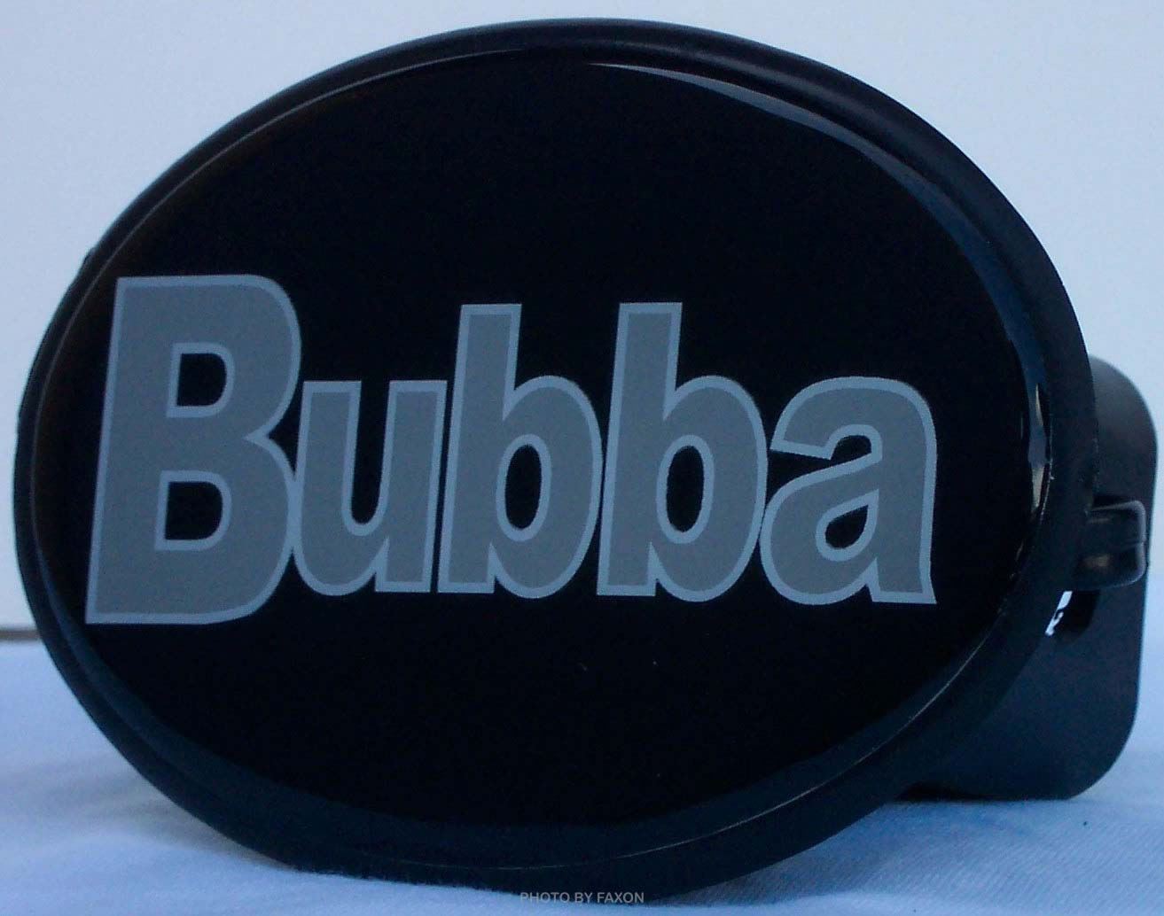 """Bubba"" Trailer Hitch Cover"