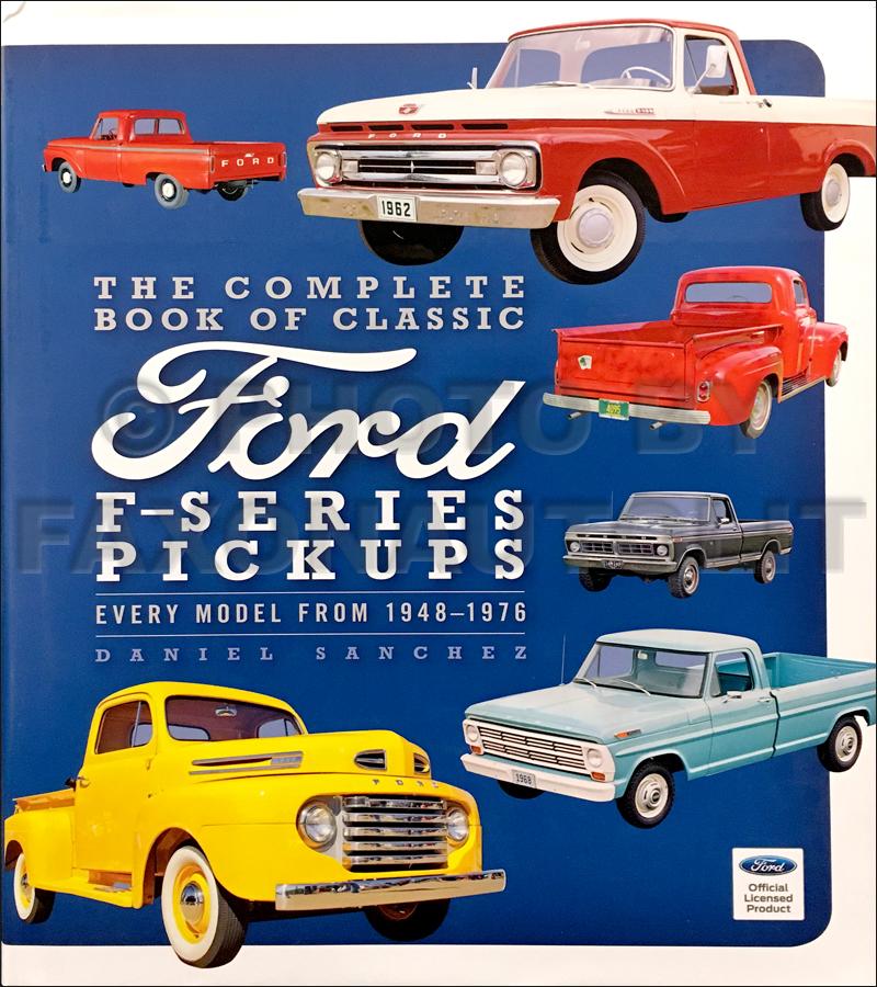 1965 ford f100 f250 f350 pickup truck owner 39 s manual reprint. Black Bedroom Furniture Sets. Home Design Ideas