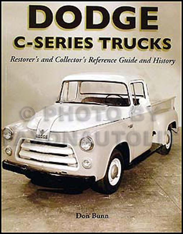 1956 Dodge Truck Parts