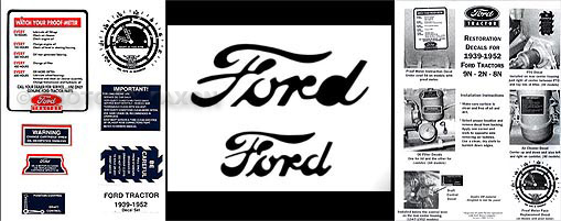 Ford Service Decals : Archives toppright