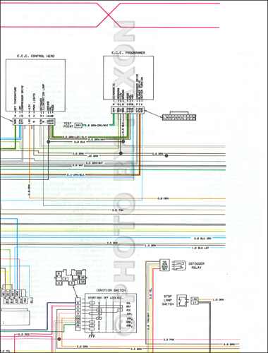 GenericGMColorOWD cadillac wiring diagrams 1992 cadillac eldorado wiring diagram  at bayanpartner.co