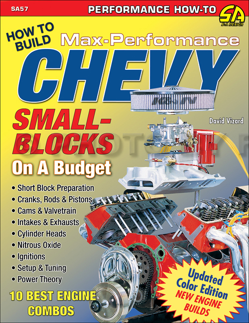 1967-2003 How to Build Max-Performance Chevy Small-Blocks on a Budget
