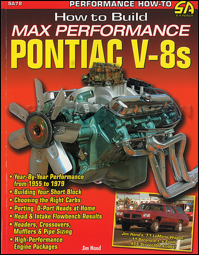 How to Build Max Performance Pontiac V-8s