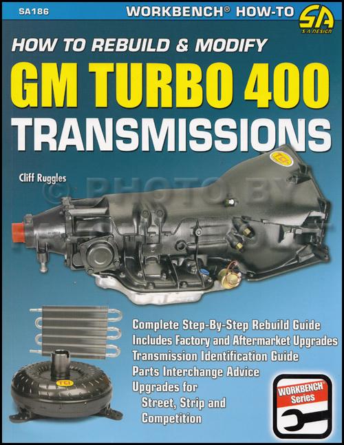 How to Rebuild & Modify GM Turbo 400 Transmissions TH-400