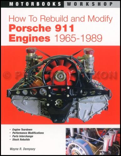how to rebuild and modify porsche 911 engines 1966 1989 rh faxonautoliterature com Porsche 928 Wiring-Diagram 996 Seat Wiring Diagram