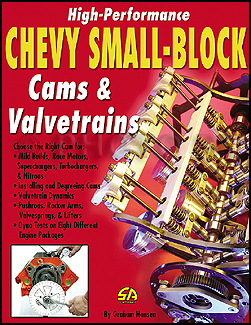 High-Performance Small-Block Chevy Cams & Valvetrains