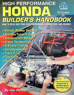 High-Performance Honda Builder's Handbook Volume 2