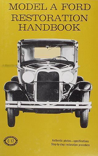 ModelAFordRestorHandbook 1928 1931 model a ford service bulletins repair shop manual 1928 model a ford wiring diagram at mr168.co
