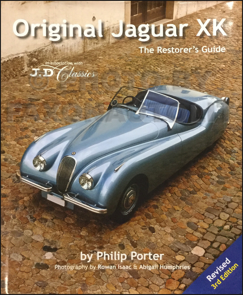 original jaguar xk 120-150 restorer's guide 3rd edition xk120, Wiring diagram