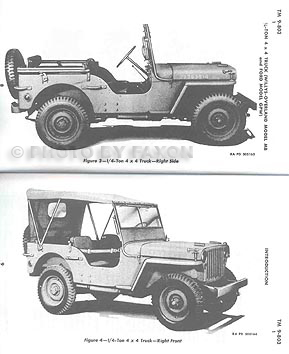 willys mb ford gpw miltary jeep repair manual 1941 1945. Black Bedroom Furniture Sets. Home Design Ideas