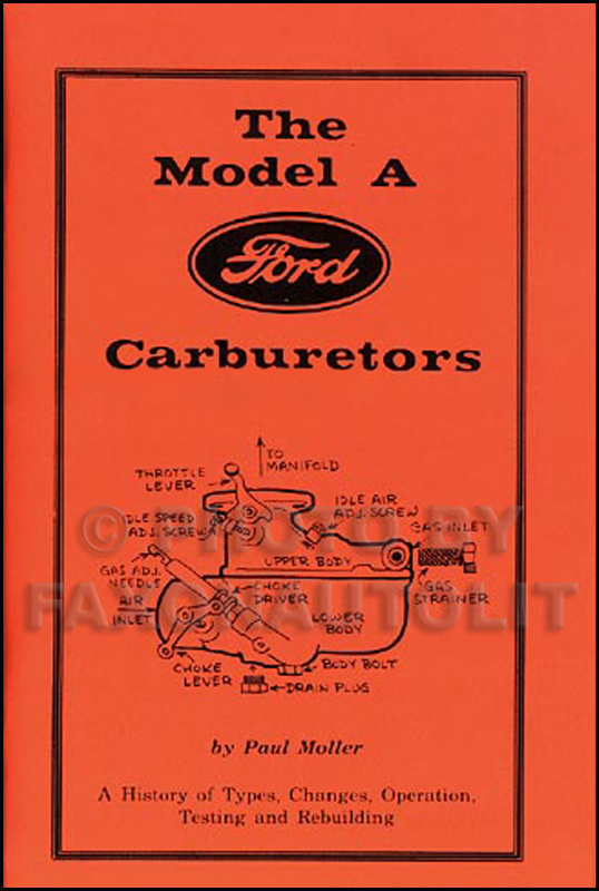 TheModelACarburetors wiring diagram for 1931 ford model a the wiring diagram model a ford wiring diagram with cowl lamps at readyjetset.co