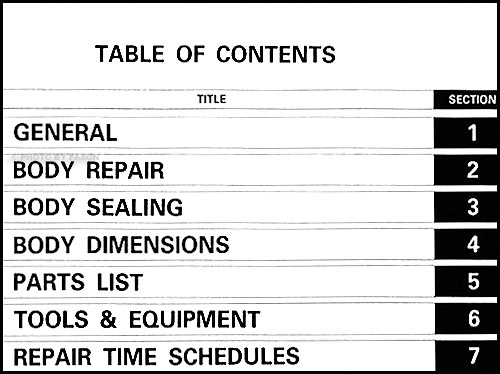1981 1984 toyota starlet body manual original cheapraybanclubmaster Gallery