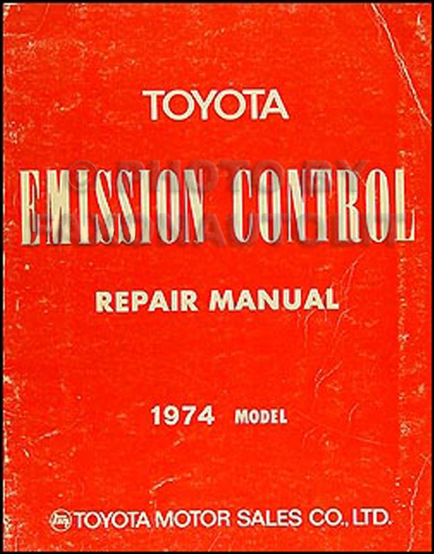 19721973 Toyota 18rc Engine Repair Shop Manual Celica Pickup Rhfaxonautoliterature: 1974 Celica Parts Schematic At Elf-jo.com