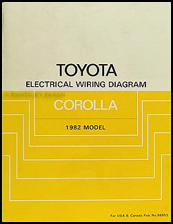 Toyota 98953 1982 toyota corolla electrical wiring diagram manual original ke70 wiring diagram pdf at bakdesigns.co
