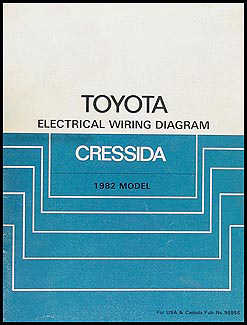 1981 1982 toyota cressida chassis body repair shop. Black Bedroom Furniture Sets. Home Design Ideas