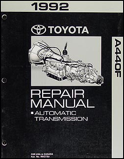 1992 toyota land cruiser automatic transmission repair shop manual rh faxonautoliterature com 1992 toyota land cruiser service manual 1992 toyota land cruiser service manual