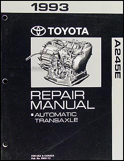 1993 toyota corolla wiring diagram manual original 1993 toyota corolla 4 speed automatic transmission repair shop manual swarovskicordoba Images